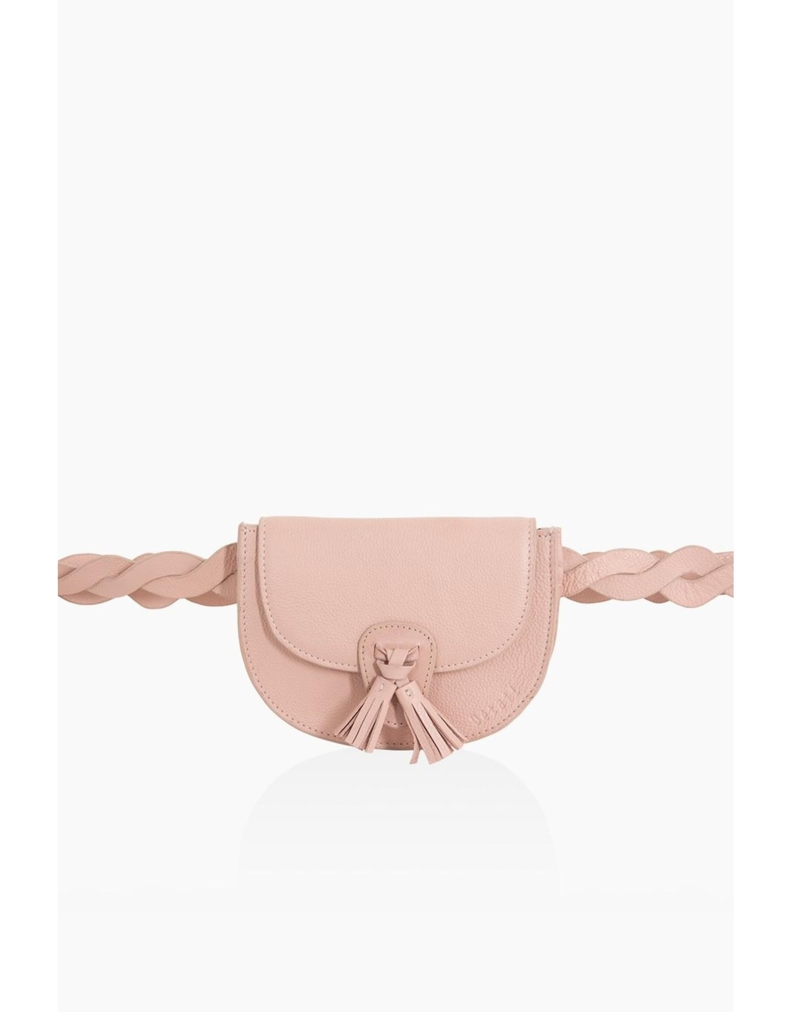 Crossbody soft pink
