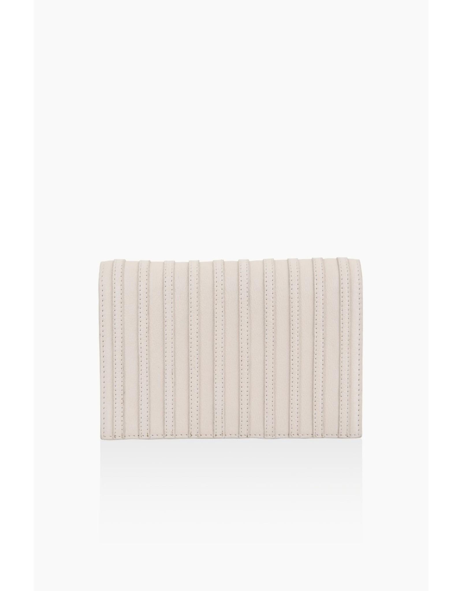 Handtas stripes off white
