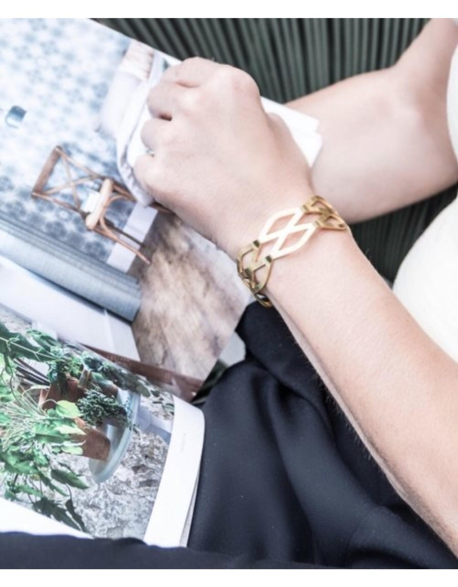 Armband bangle patroon