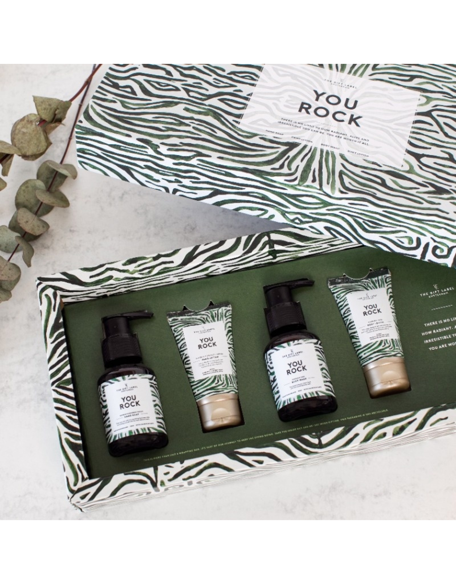 Luxe Gift Set