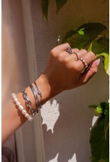 Armband grote parels