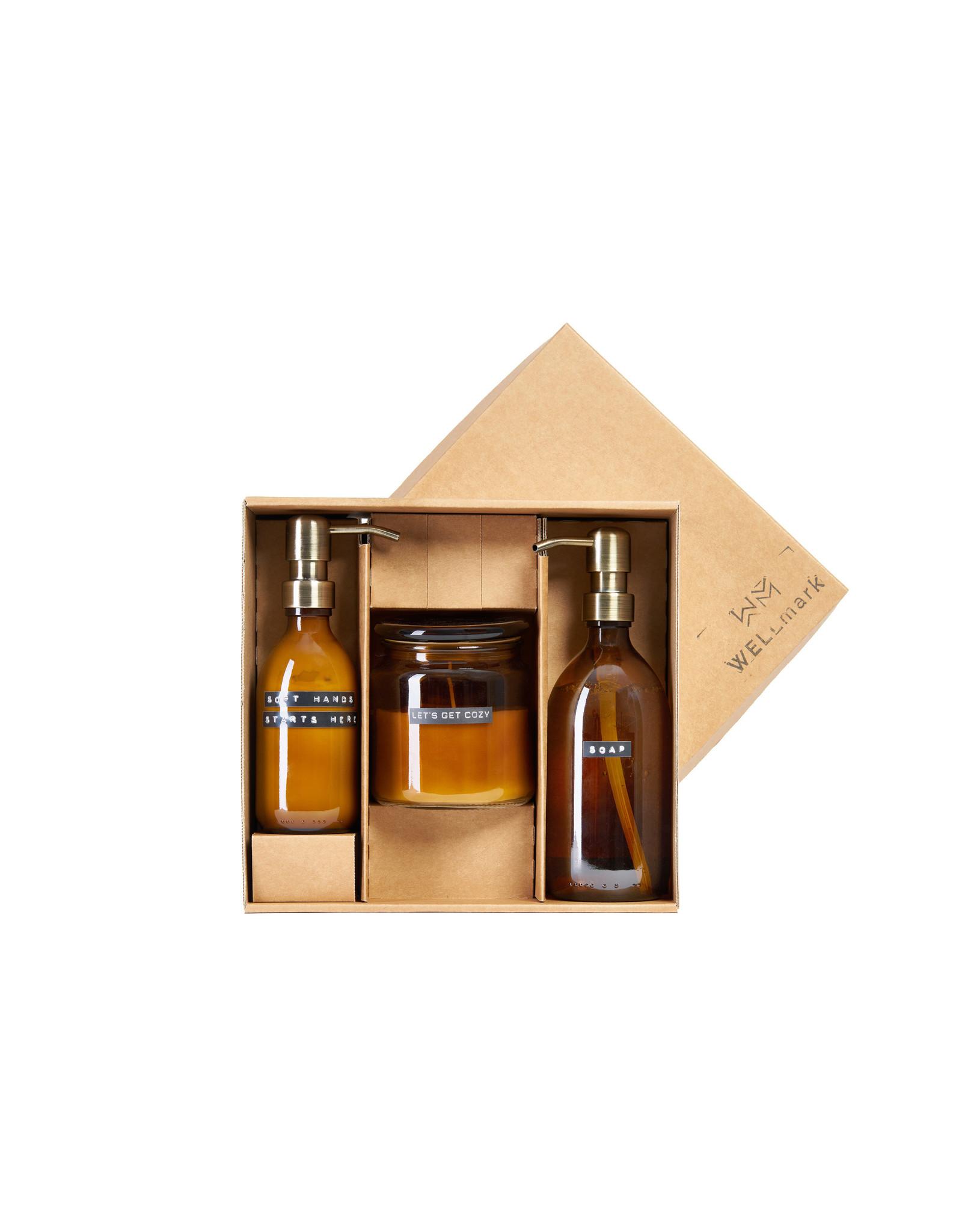 Giftbox 'Let's get cozy'