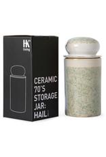 Storage jar hail