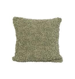 Kussen teddy green square