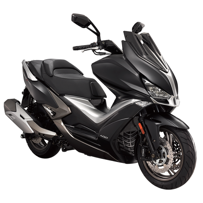 Kymco Xciting S E4 400i ABS