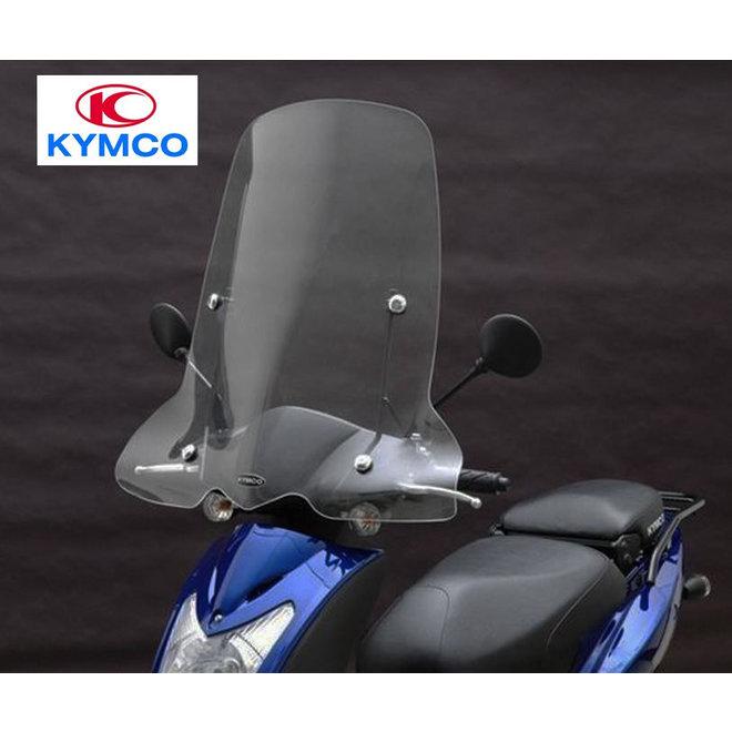 Windscherm Origineel Hoog Smoke | Kymco Agility 10 / 12