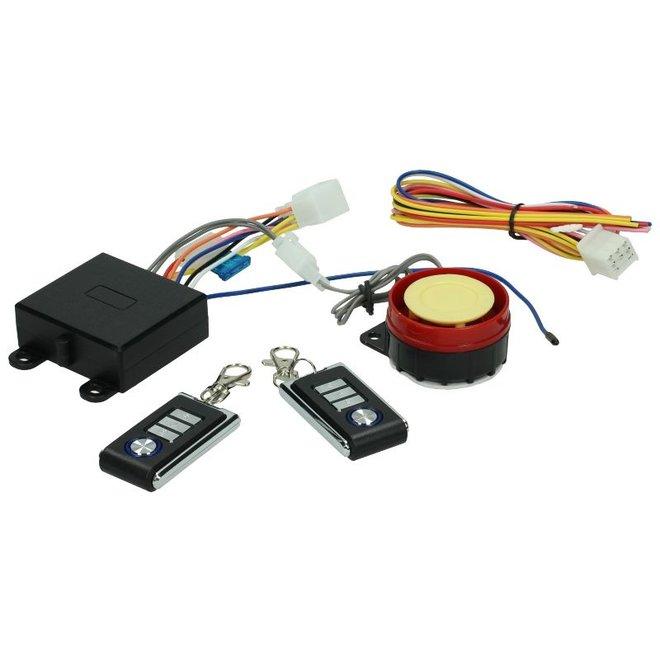 Alarmsysteem Scooter / Motor met afstandsbediening