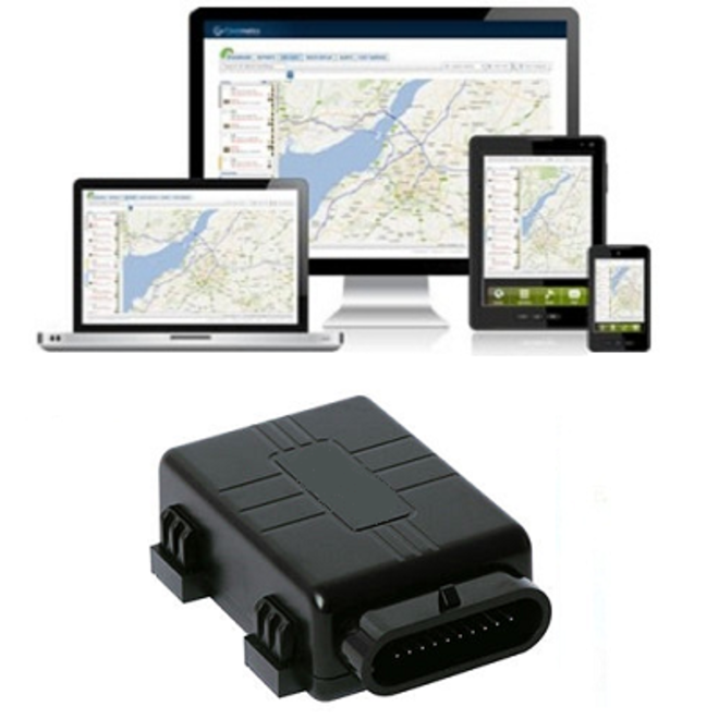 Loqator track & trace GPS systeem