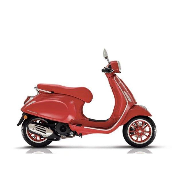 Vespa Primavera Red 50 E5