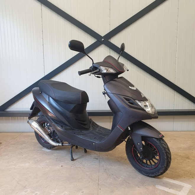 Turbho CD50 bromscooter