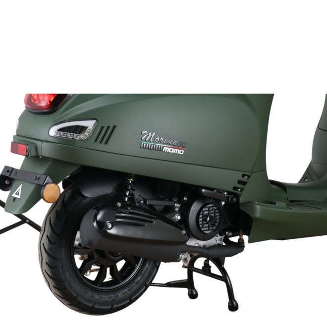 MOMO Morino mat army green