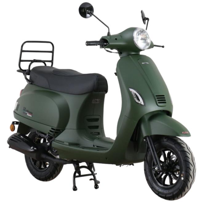 Morino mat army green