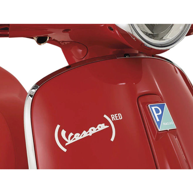 Vespa PRIMAVERA RED 125