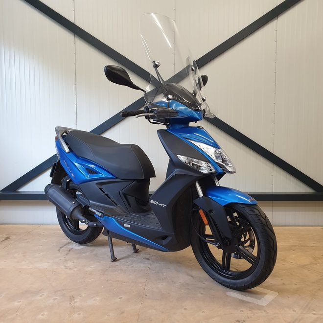 Kymco agility 16 inch snorscooter