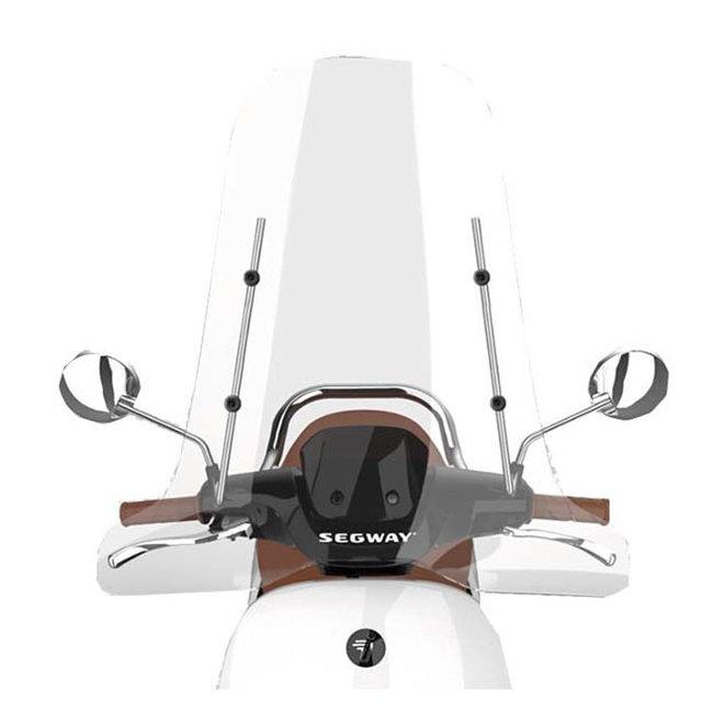 Windscherm transparant Segway E110SE E110S E125S chrome