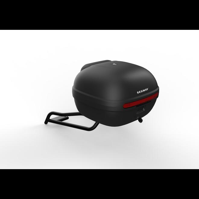 Segway topkoffer incl. zwarte achterdrager | E110S E110SE E125S