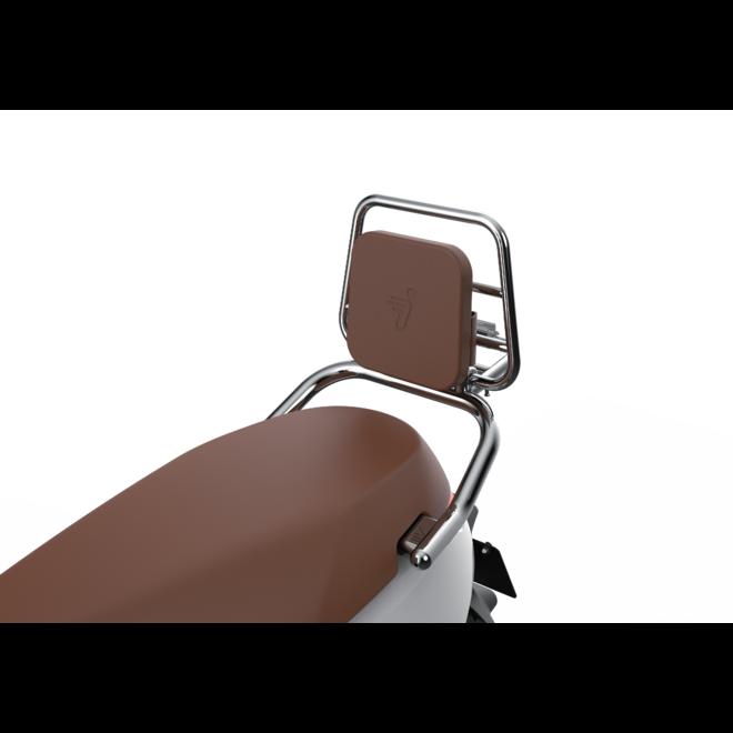 Segway achter-rekje incl. bruin rugkussen | E110S E110SE E125S