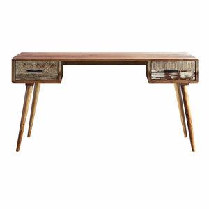 Small Zen Acacia Writing Desk