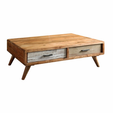 Trading Boundaries Zen Acacia Coffee Table