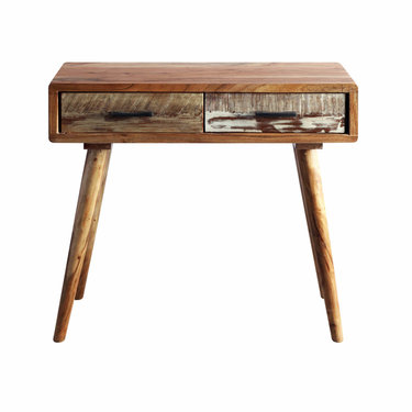 India - Reproduction Furniture Zen Acacia Console