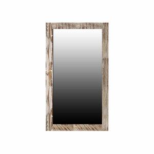 Small Zen Acacia Mirror