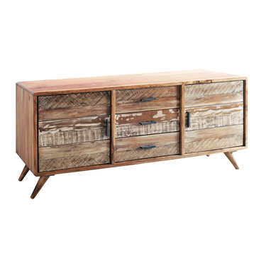 India - Reproduction Furniture Zen Acacia Sideboard