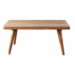 Zen Acacia Simple Coffee Table