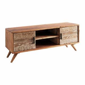 Zen Acacia TV Cabinet