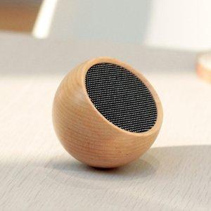 Tumbler Selfie Speaker - Maple