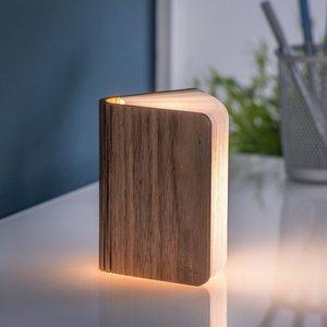 Mini LED Smart Booklight - Walnut