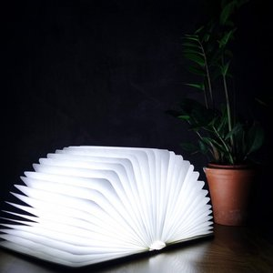 Mini LED Smart Booklight - Maple