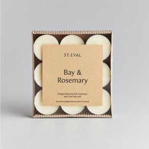 Bay & Rosemary Tealights