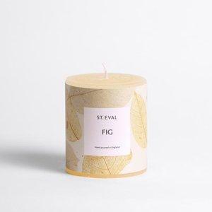 Eden Pillar Candle - Fig
