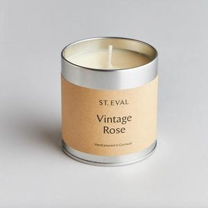 Vintage Rose Candle