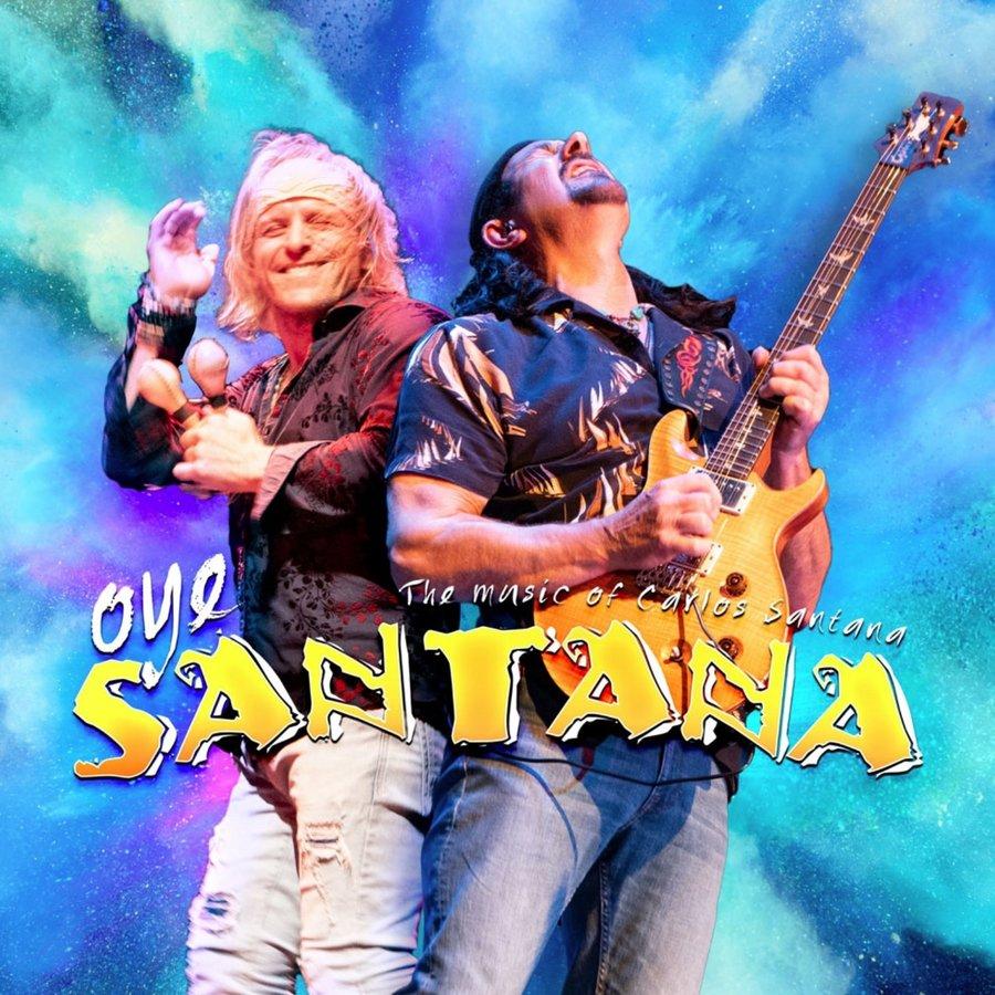Live Music OYE Santana