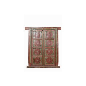 Original Painted Doors with Frame