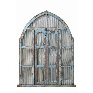 Old Distressed Gates