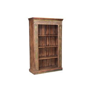 Beautiful Bookcase Hand Painted