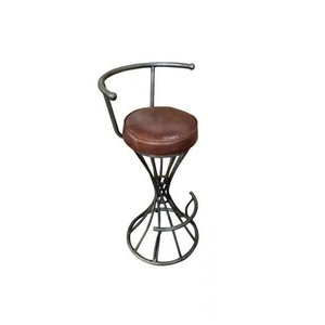 Additions Spiral Bar Stool