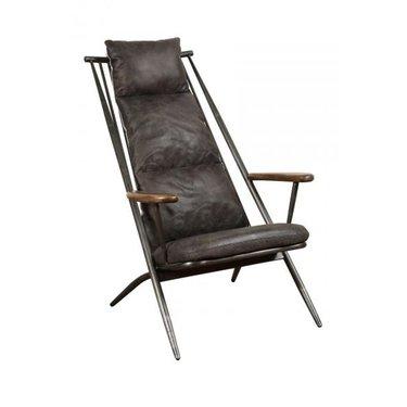 Furniture - UK & Euro Huntingdon Leather Studio Chair