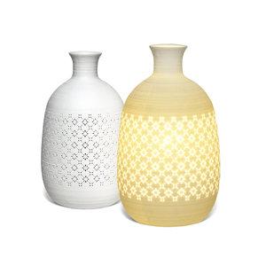 Jar Vase Lamp
