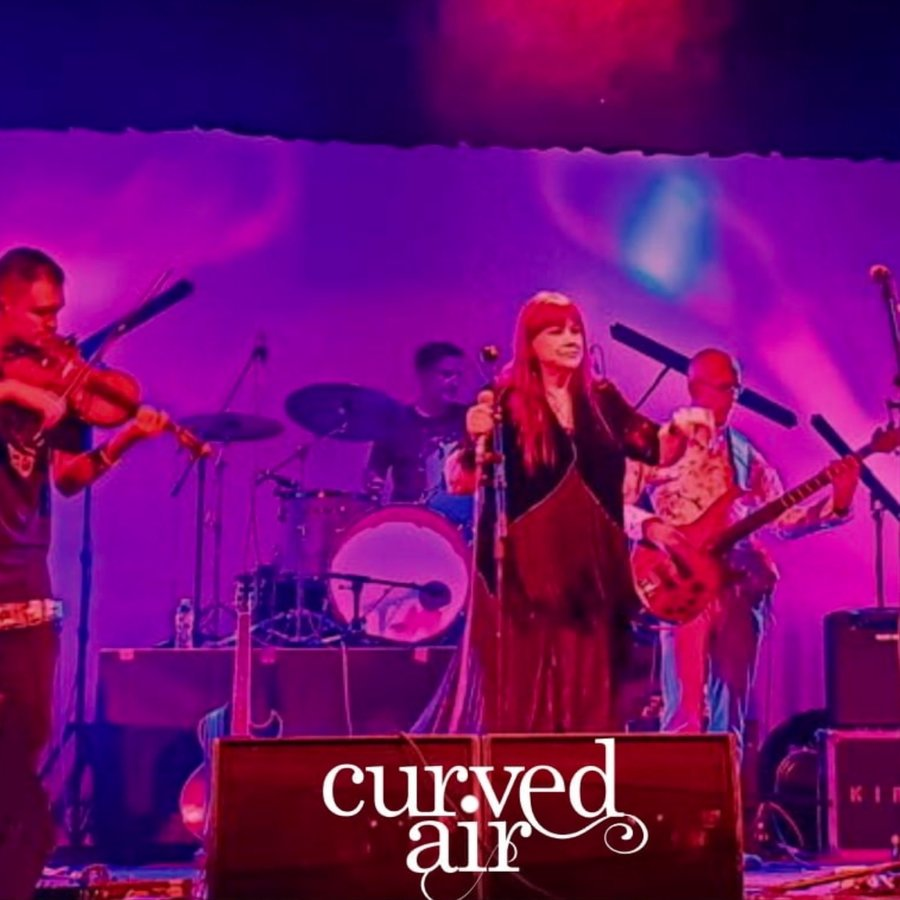 Live Music Curved Air
