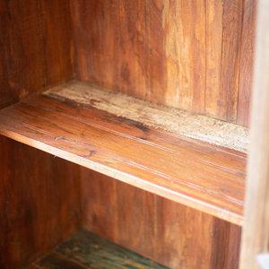 Old Door Teak Cabinet