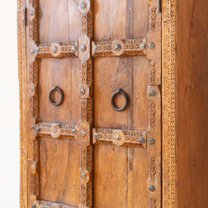 Old Door Almirah