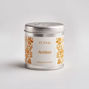 Folk Amber Scented Tin