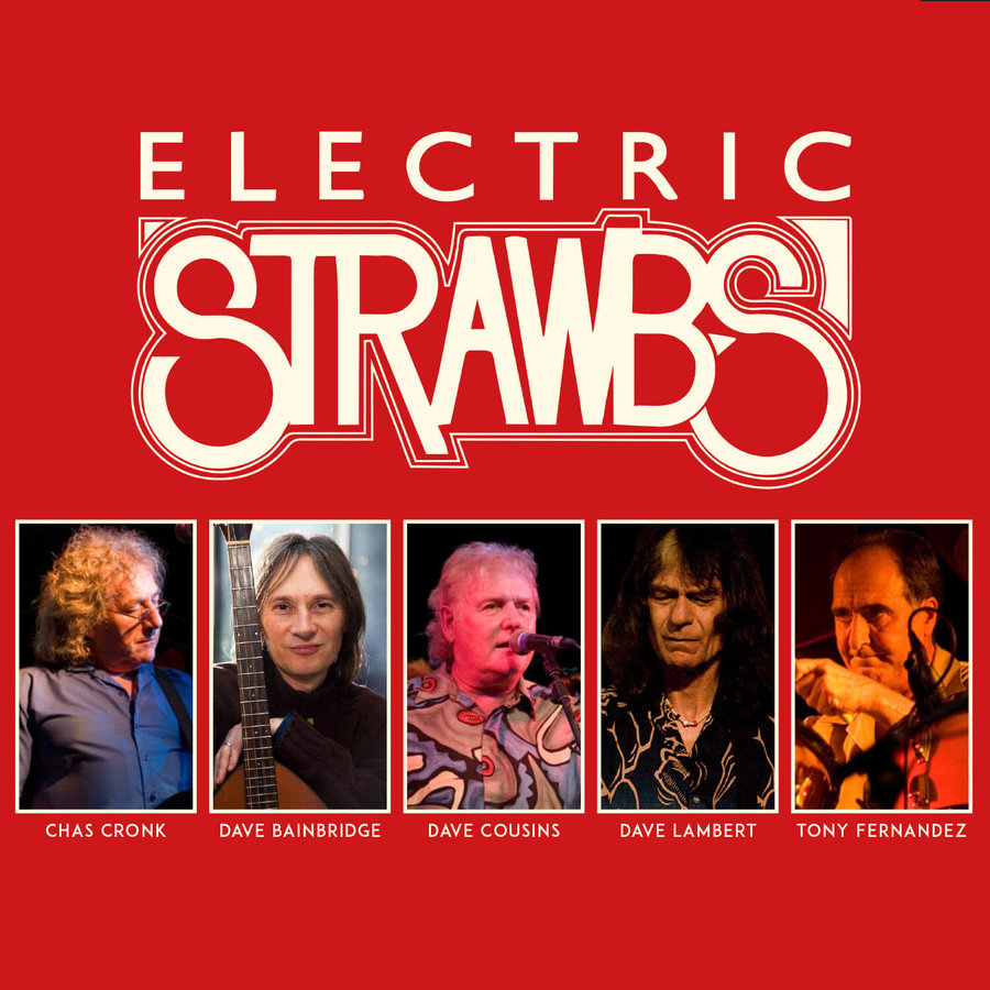 Live Music Electric Strawbs