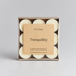Tranquility Scented Tealights