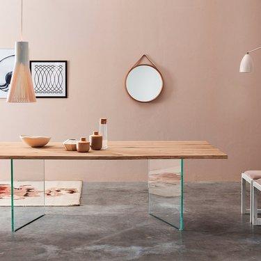 Furniture - UK & Euro Twins Dining Table