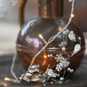 Silver Whisper Light String