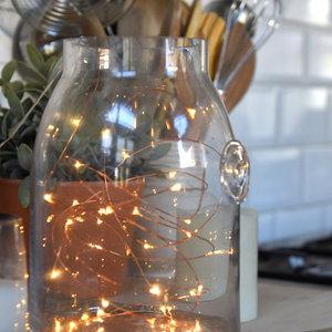 Galaxy Copper Light String